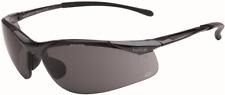 Bolle SIDEWINDER SAFETY GLASS Grey Polarized Lens, Dark Gunmetal Frame*AUS Brand