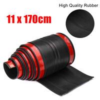 170cm Universal Rubber Truck Bed Tailgate Gap Guard Cover Filler Lip Cap Seal  !