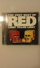RED LORRY YELLOW LORRY - THE VERY BEST OF RED LORRY YELLOW LORRY -  CD