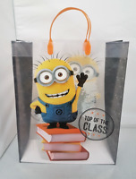Despicable Me Clear Minions Small Plastic Party Bag Reusable Shopping Favor C