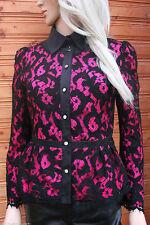 Hip Length Blazer Outdoor Floral Coats & Jackets for Women