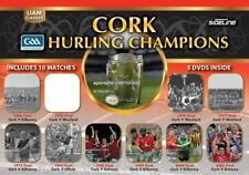 Cork GAA Hurling Champions - 5 Disc DVD Set - 10 Matches - Pre Order August 2018