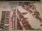 ** Journaux de Guerre n°43 16 juillet 1942 La rafle du Vel'D'Hiv'