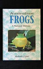 Michael Tyler - Australian Frogs: A Natural History HC/DJ