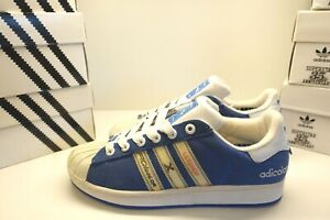 Adidas AdiColor BL5 Blue, Rare Sample Trainers/Sneakers