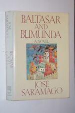 BALTASAR AND BLIMUNDA by Jose Saramago  First Edition HC (1987)