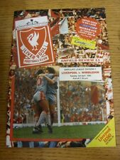 03/04/1990 Liverpool v Wimbledon [Championship Season] . Thanks for viewing our