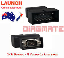 Original LAUNCH X431 Daewoo12 for PRO3 PRO SCANPAD PAD2 PAD IDIAG AU stock