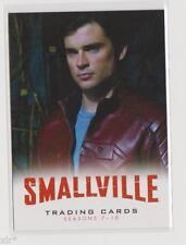 Smallville 2000s Non-Sport Trading Cards & Accessories
