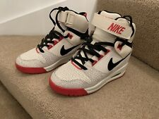 Nike Air Revolution Sky Hi Womens Wedge white/Pink UK size 3, US 5.5, EUR 36