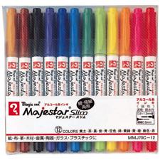 Magic Ink Majestar Slim 12 Colors