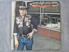 GENE WATSON ~ BETWEEN THIS TIME & THE NEXT TIME  VINYL RECORD LP / 1981 Country