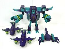 Transformers Animated Lugnut Voyager Class Action Figure