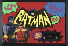Batman - Complete 1966 TV Series on Blu-Ray + Replica Batmobile & Card Set  New
