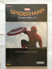 PANINI COMICS MARVEL SPIDER MAN HOMECOMING PROLOGUE DU FILM 2017 NEUF