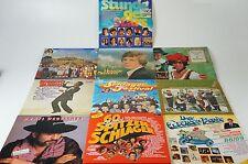 Schallplattenkonvolut: Schlager Klassik Schlagerfestival Alben LP Vinyl LPK10
