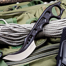 9 INCH UNITED CUTLERY'S FIXED BLADE MAGNUM REVERSE KARAMBIT KNIFE WITH SHEATH