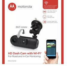 Motorola Mdc10w HD Car Dash Camera With Wi-fi