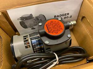 Badger Whirlwind II Model 80-2   --New--