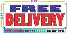 FREE DELIVERY Banner Sign NEW XXL JUMBO Size Best Quality for the $$$