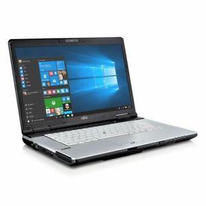 Fujitsu Lifebook E751 15.6 Zoll Intel i5-2520M 2.5GHz DE A-Ware Win10 DVD