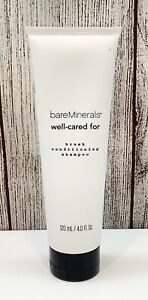🔴 New bareMinerals 4fl oz Well Cared For Brush Conditioning Shampoo