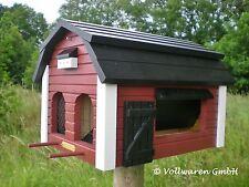 ORIGINAL WILDLIFE GARDEN Vogelhaus FUTTERSCHEUNE Multiholk Schweden Futterhaus R