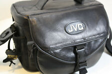 Jvc Real Leather Camcorder Case Bag Canon EOS Rebel T4i T5 T5i SL1 XS Xsi NICE!!