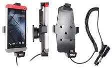 Support voiture Brodit avec chargeur intégré HTC One usage avec ou sans étuis -