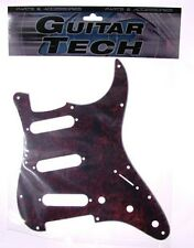 TORTOISESHELL 3-PLY REPLACEMENT PICKGUARD FOR STRAT-TYPE GUITARS -  P/N GT575