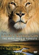 The Lion's Kingdom - Highlands And Forests (DVD, 2009)