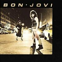 BON JOVI-BON JOVI- Vinyl LP-Brand New-Still Sealed