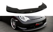 FRONT DIFFUSER (GLOSS BLACK) PORSCHE 911 996 GT3 (1999-2006)