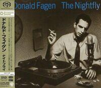 [CD] Warner Music Japan Donald Jay Fagen The Nightfly (SACD / CD Hybrid Edition)