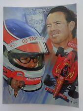 1996 The US 500 Cart Yearbook Hungness Jimmy Vasser Target Chip Ganassi Racing