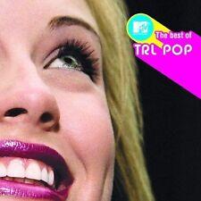 MTV: The Best of TRL Pop by Various Artists (CD, Mar-2002, UTV)