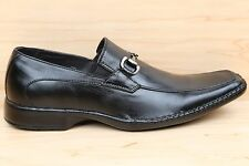 Didi Black Leather by Monticello Shoes (Size 7)