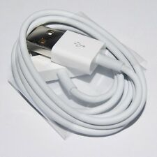 New Original Apple USB Cable for iPhone 4 4s 3 3GS iPad iPod nano touch classic