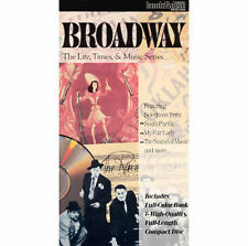 Broadway Musicals (The Life, Times, & Music Series) Audio CD