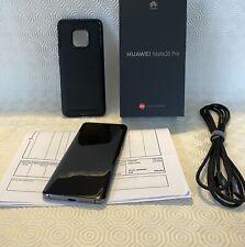 Huawei Mate 20 Pro 128Go Noir (Désimlocké) sous garantie