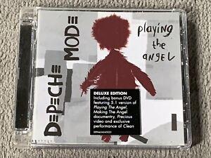 Depeche Mode - Playing The Angel / Hybrid SACD + DVD / 5.1 Surround Sound 2005