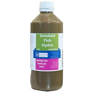 Ourons Smoked Fish Protein Hydro Liquid Bait 500g Exclusive Pike & Carp Lure