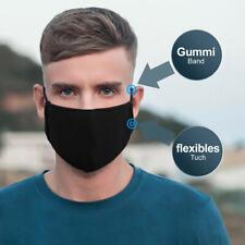 5 Mundmasken Waschbar Nase-mund Gesichtsmaske Stoffmaske