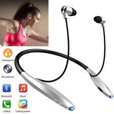 Bluetooth Headset Noise Canceling Sports Earbud Earphones for LG Google Samsung