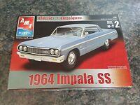 AMT ERTL 1/25 Impala SS 1964 American Car Chevrolet Great Condition Very Rare