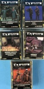 Verlinden Publishing Bundle Deal 5 Figure Sets Lot 31 #VBu31U