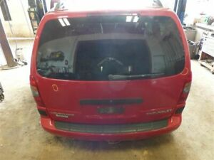 """Roof Extended Wb 121"""" VIN X 5th Digit Fits 99-09 MONTANA 9863543"""