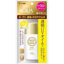 Rohto Skin Aqua Water Magic Super Water Proof UV Oil SPF50+/PA++++ 50mL Japan