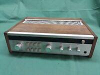 AMPLIFICATORE Audio Hifi COMET A2004 - Vintage Originale Testato e funzionante !