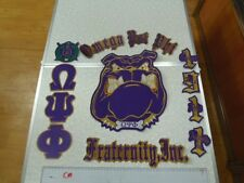 Omega Psi Phi PATCH SET